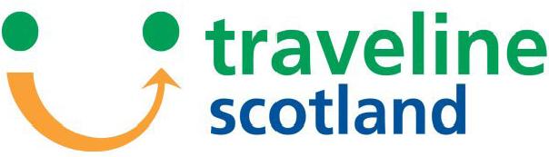Traveline Scotland logo