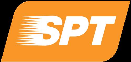 Strathclyde Partnership for Transport (SPT) logo