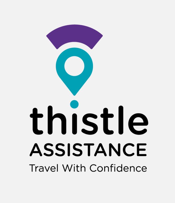 Thistle Assistance logo colour